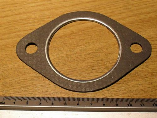 Gasket, exhaust downpipe to cat, Mazda MX-5 mk1 1.8, 1995 on.